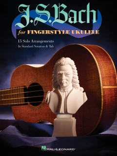 J.S.BACH FOR FINGERSTYLE UKULELE