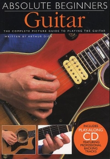 ABSOLUTE BEGINNERS GUITAR (COMPACT EDITION) + CD