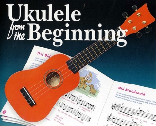 UKULELE FROM THE BEGINNING AJ