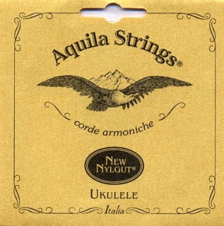 AQUILA NEW NYLGUT 15U TENOR STRUNY GCEA LOW G