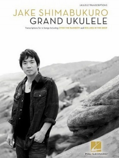 JAKE SHIMABUKURO GRAND UKULELE BOOK