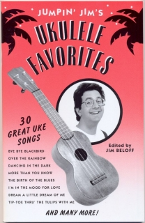 JUMPIN JIM´S UKULELE FAVOURITES