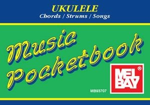 UKULELE MUSIC POCKETBOOK