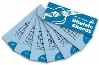 NOTECRACKER UKULELE CHORDS