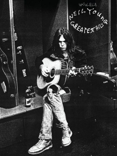 NEIL YOUNG´S GREATEST HITS - UKULELE