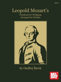 LEOPOLD MOZART´S NOTEBOOK FOR WOLFGANG