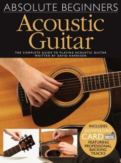 ABSOLUTE BEGINNERS ACCOUSTIC GUITAR