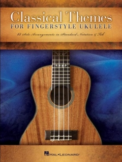 CLASSICAL THEMES FOR FINGERSTYLE UKULELE AJ