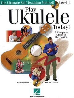 PLAY UKULELE TODAY 1 AJ