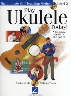 PLAY UKULELE TODAY 2 AJ