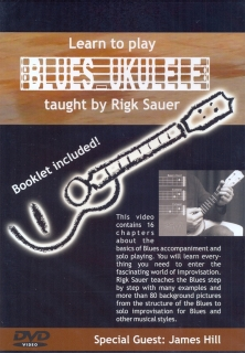 LEARN TO PLAY BLUES UKULELE
