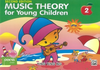 MUSIC THEORY FOR YOUNG CHILDREN 2 (AJ)